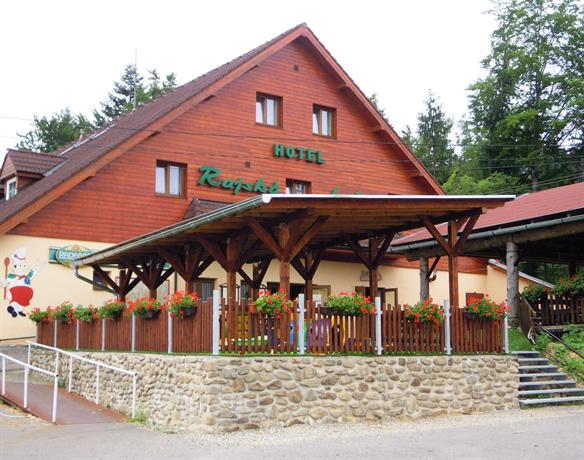 Horsky hotel Rajska bouda