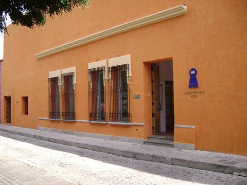 Casareyna Hotel Puebla