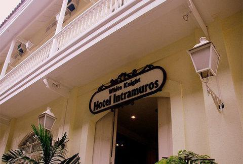 White Knight Hotel Intramuros