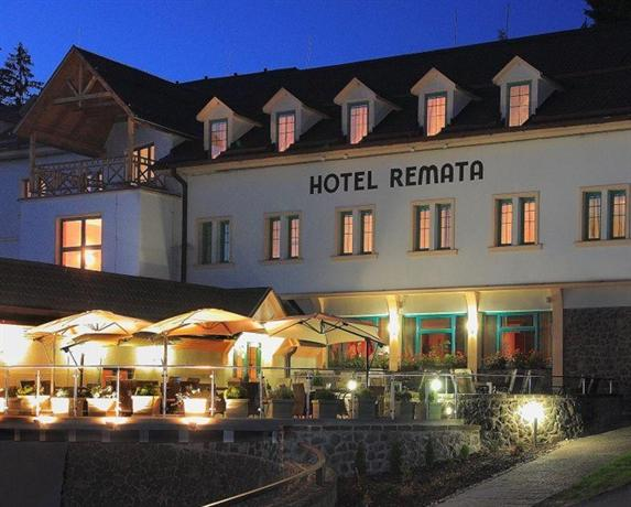 Horsky hotel Remata