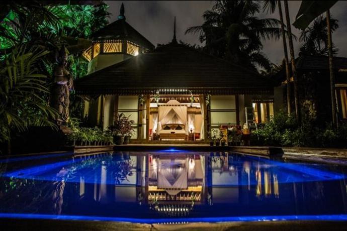 The Kandawgyi Palace Hotel