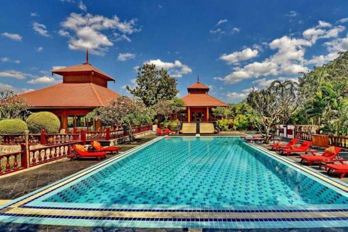 Aureum Palace Hotel and Resort - Nay Pyi Taw