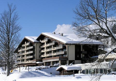 Sunstar Alpine Hotel & SPA Grindelwald