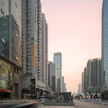 Paco Business Hotel Guangzhou Shipaiqiao Metro Branch