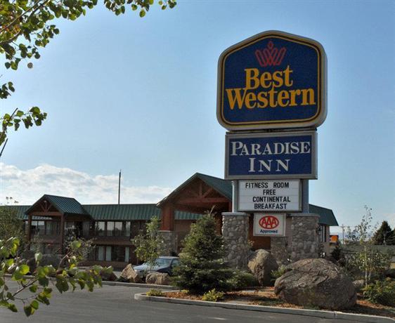Best Western Paradise Inn Dillon Montana