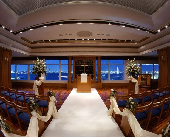 Hotel New Grand Yokohama