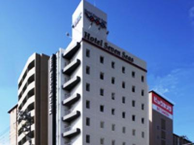 Vessel Inn Hiroshima Ekimae