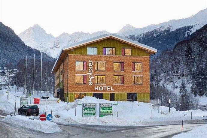 Explorer Hotel Montafon Gaschurn