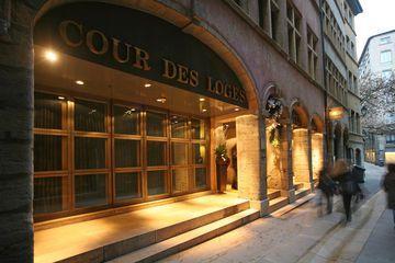 Cour des Loges