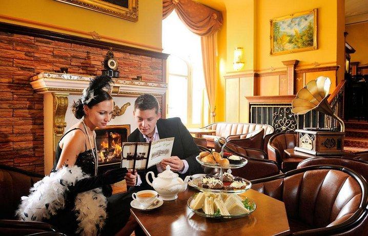 Grand Hotel Stary Smokovec Vysoke Tatry