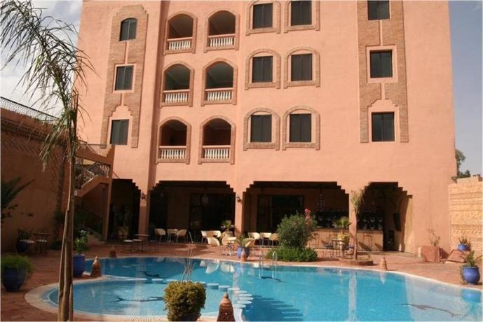 La Perle Du Sud Hotel Ouarzazate