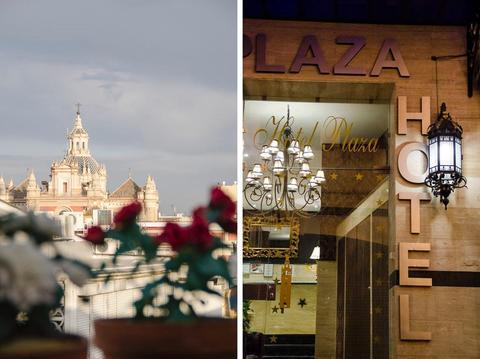 Hotel Plaza Seville