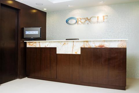The Oracle Hotel & Residences Quezon City