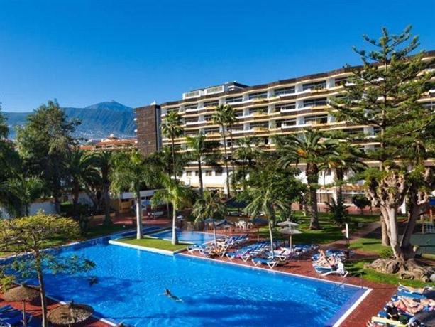 Hotasa Puerto Resort Canarife Palace