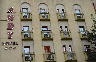 Andy Hotel Bucharest