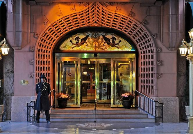 The Brown Palace Hotel and Spa Autograph Collection A Marriott Luxury & Lifestyle Hotel