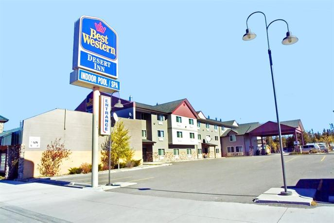 Best Western Desert Inn West Yellowstone