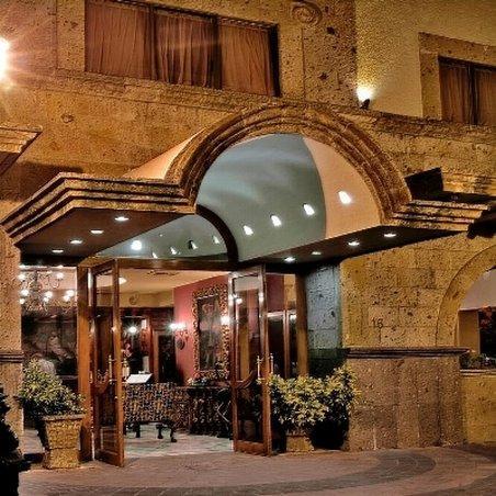 De Mendoza Hotel Guadalajara