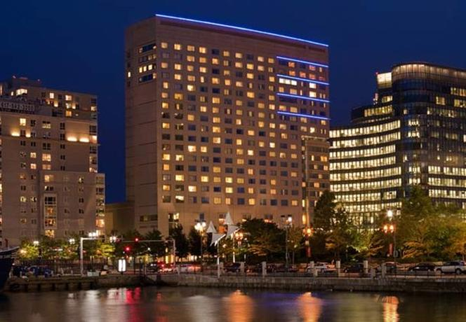 Renaissance Boston Waterfront Hotel A Marriott Luxury & Lifestyle Hotel