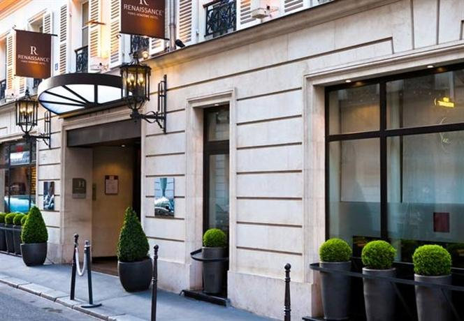 Renaissance Paris Vendome Hotel A Marriott Luxury & Lifestyle Hotel