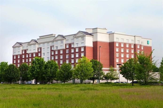 Embassy Suites Hotel Columbus Dublin