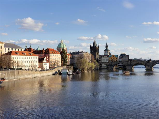 Top 10 boutique hotels prague cool trendy hip unique for Unique hotel prague