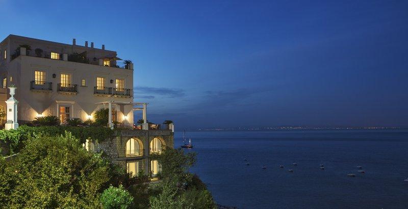 J K Place Hotel Capri