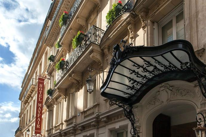 Hotel Mayfair Paris