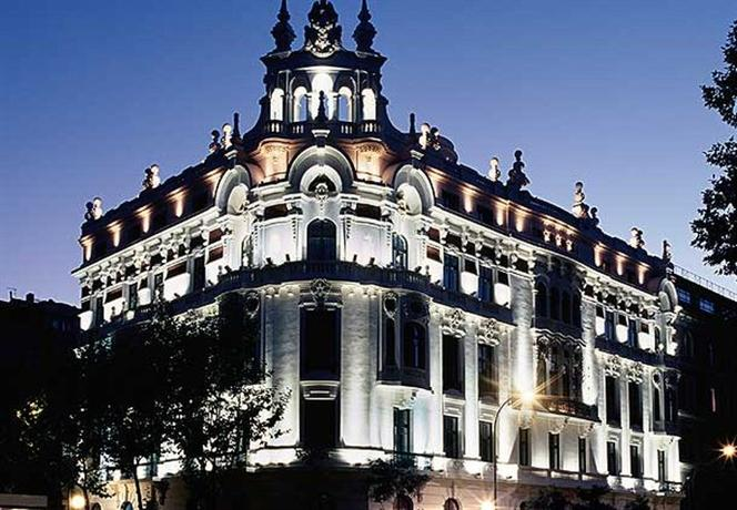 AC Palacio Del Retiro Autograph Collection A Luxury & Lifestyle Hotel