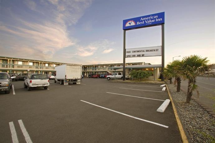 Americas Best Value Inn Aberdeen Washington
