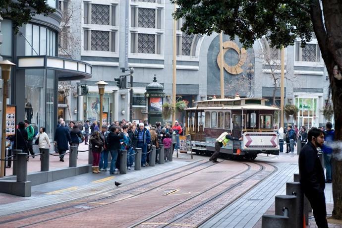 Andrews Hotel San Francisco History
