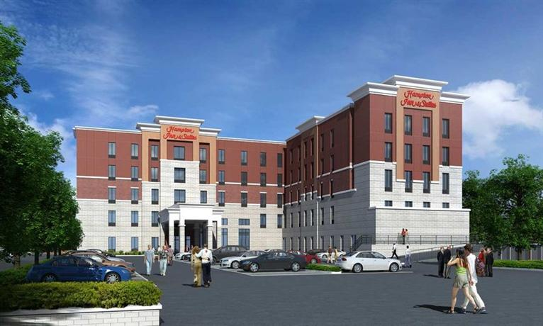 Hampton Inn & Suites Cincinnati Uptown-University Area