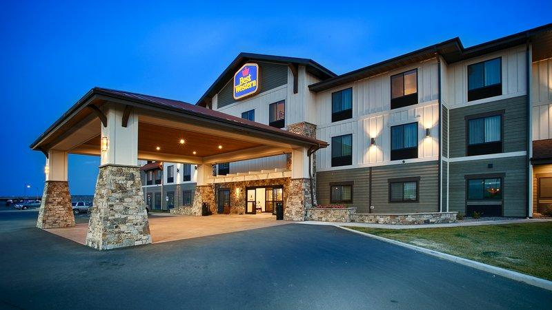 Best Western Shelby Inn Suites