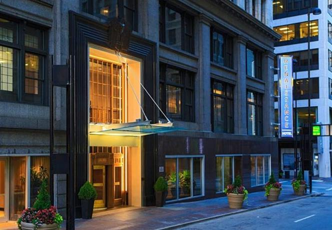 Renaissance Cincinnati Downtown Hotel A Marriott Luxury & Lifestyle Hotel