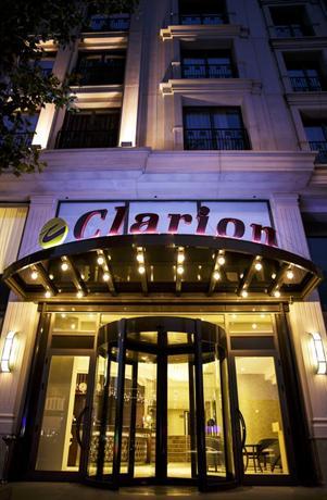Clarion Hotel & Suites Istanbul Sisli