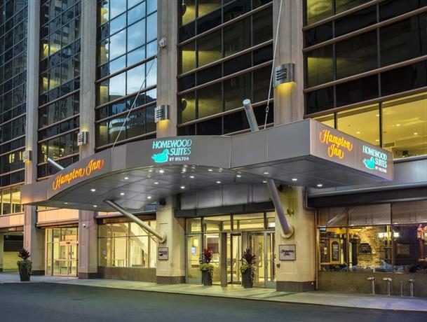 Homewood Suites Chicago Downtown Magnificent Mile