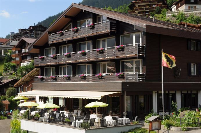 Hotel Baeren Wengen