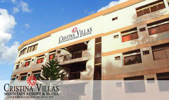 Cristina Villas Mountain Resort and Hotel