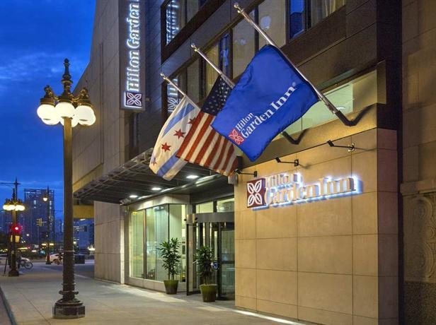 Hilton Garden Inn Chicago Downtown/North Loop