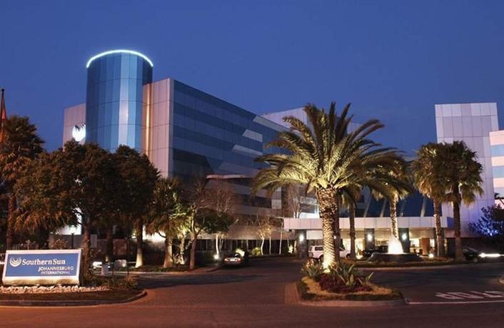 Southern Sun O R Tambo International Hotel