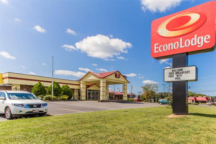 Econo Lodge Ft Payne
