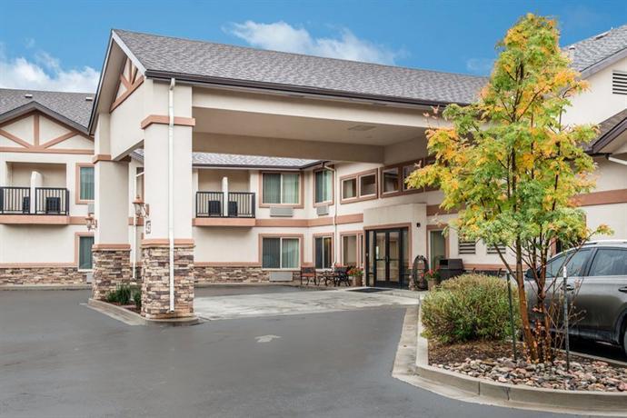 Comfort Inn Manitou Springs