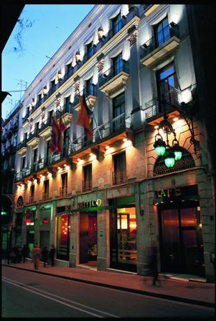 Hotel Gotico Barcelona