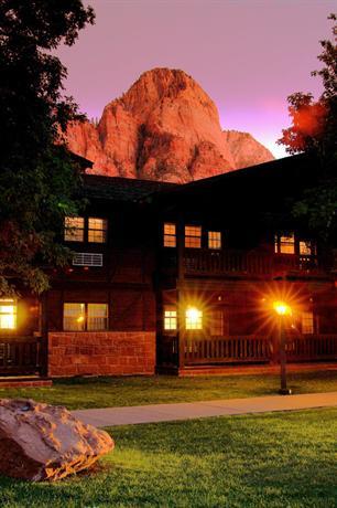 Zion Lodge Springdale Utah