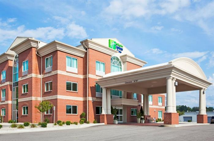 Holiday Inn Express Hotel & Suites Cincinnati Southeast Newport