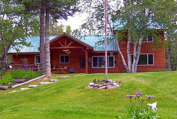 Smoky Bear Lodge