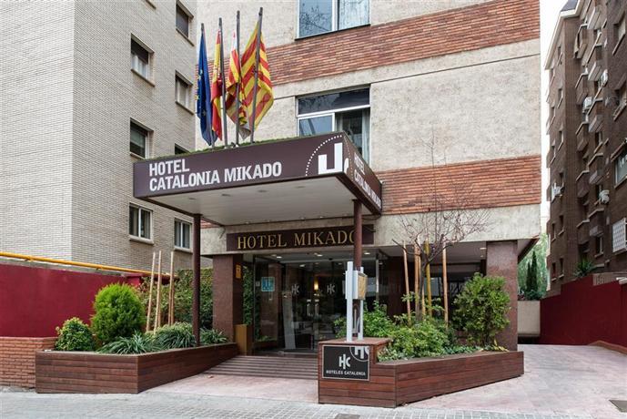 Catalonia Mikado Hotel