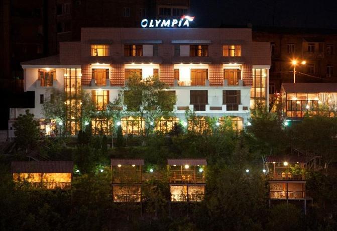Hotel Olympia Yerevan