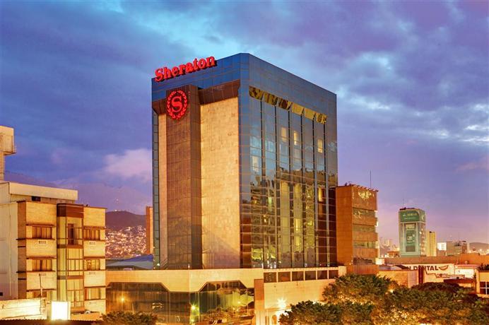Sheraton Ambassador Hotel Monterrey
