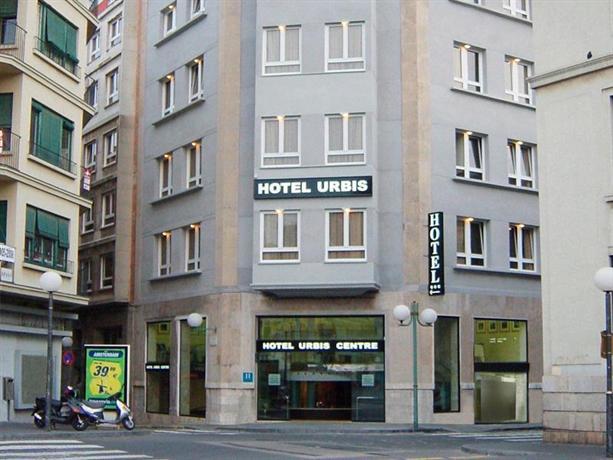 Hotel Urbis Centre